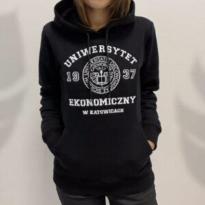 "Bluza ""College Black"" Damska"